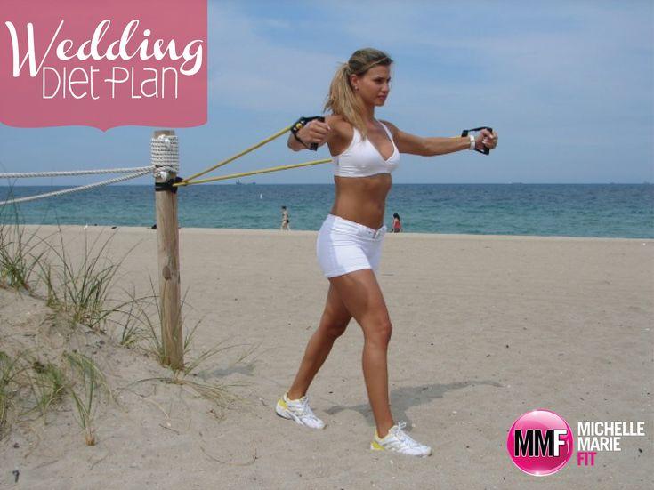 Wedding Diet Plan-Lose Weight | Michelle Marie Fit