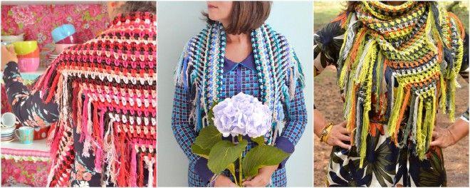 Prachtige omslagdoekontworpen door Claire in drie kleurvarianten. Download het gratis patroon hier of op haar website www.byclaire.eu.PDF patroon OmslagdoekHet pakket voor de omslagdoek bevat 6 bollen ByClaire Nr. 2 in 6 kleuren:Roodtinten              Blauwtinten             GroentintenGratis bij het pakket krijg je de hippe ByClaire shopper: