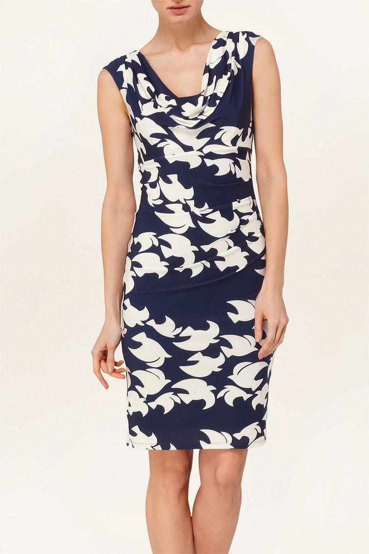 Phase Eight Kimono Bird Dress - The Brand Store on EziBuy New Zealand