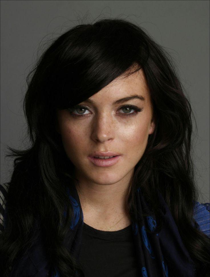 Lindsay Lohan Leaked Nude Playboy Photos - Makeup and