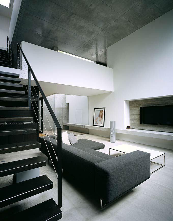 Mejiro House, Tokyo / MDS – Architecture Lab