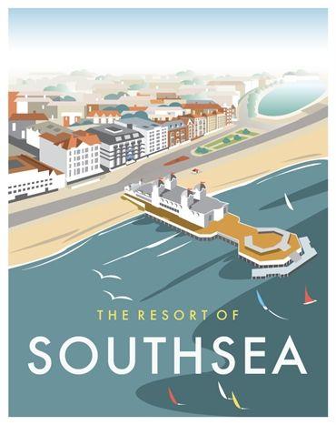 Dave Thompson Southsea Resort