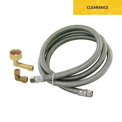 #cool 5' #Stainless Steel Dishwasher Hose