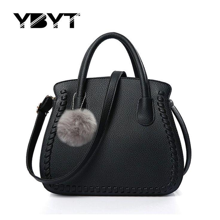 Casual breve totalizador pequeño pelo tejer bolsos de las mujeres formales maletín paquete de señoras de la marca famosa bolsas de mensajero del hombro de crossbody