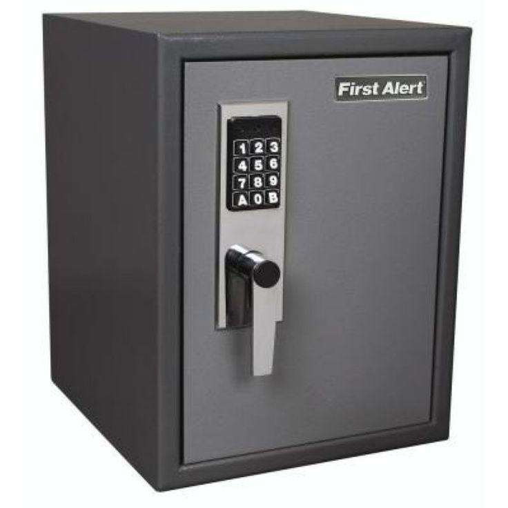 First Alert 2077DF Anti-Theft Digital Safe - 2077DF