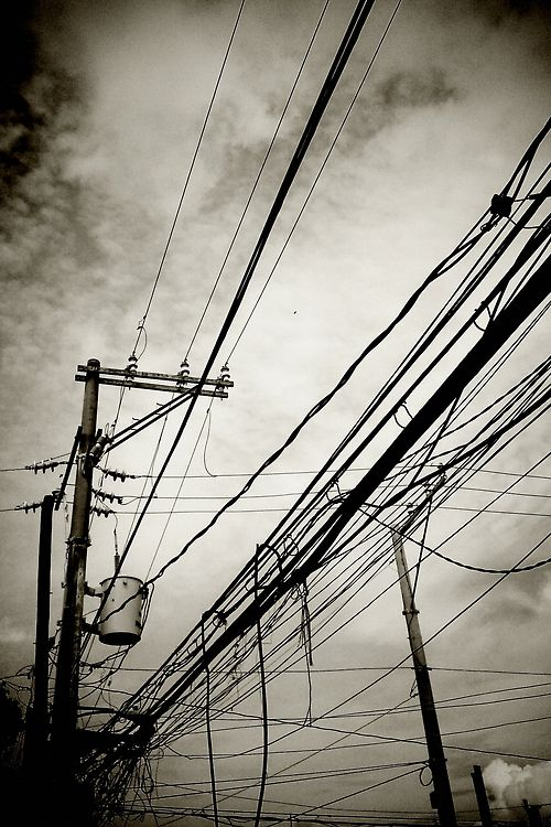 The 193 best telephone, power poles and electric wires images on ...
