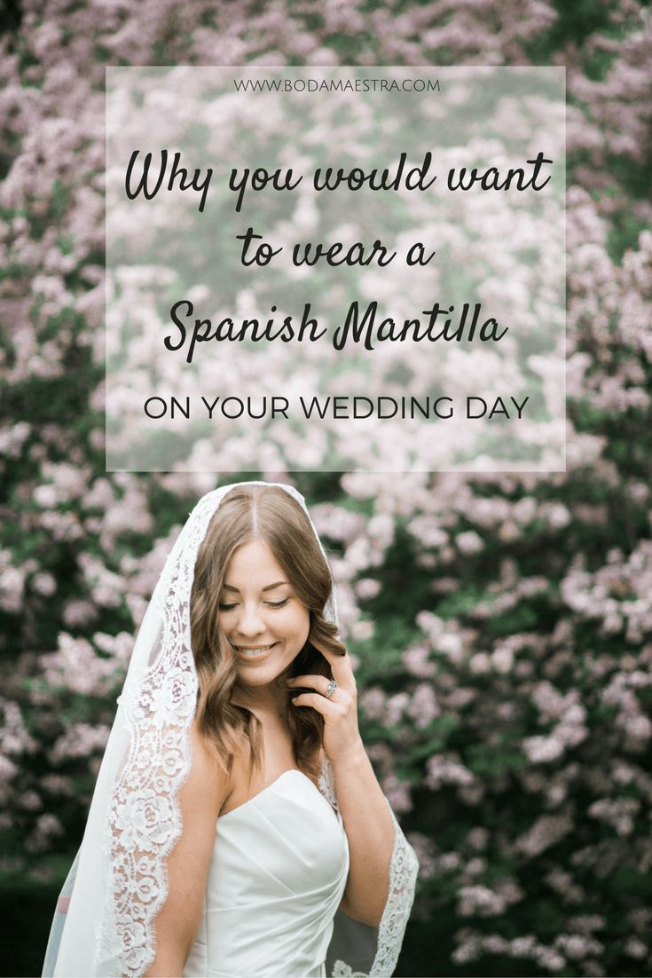 Not sure if a wearing a Spanish mantilla is right for you? Think again and…