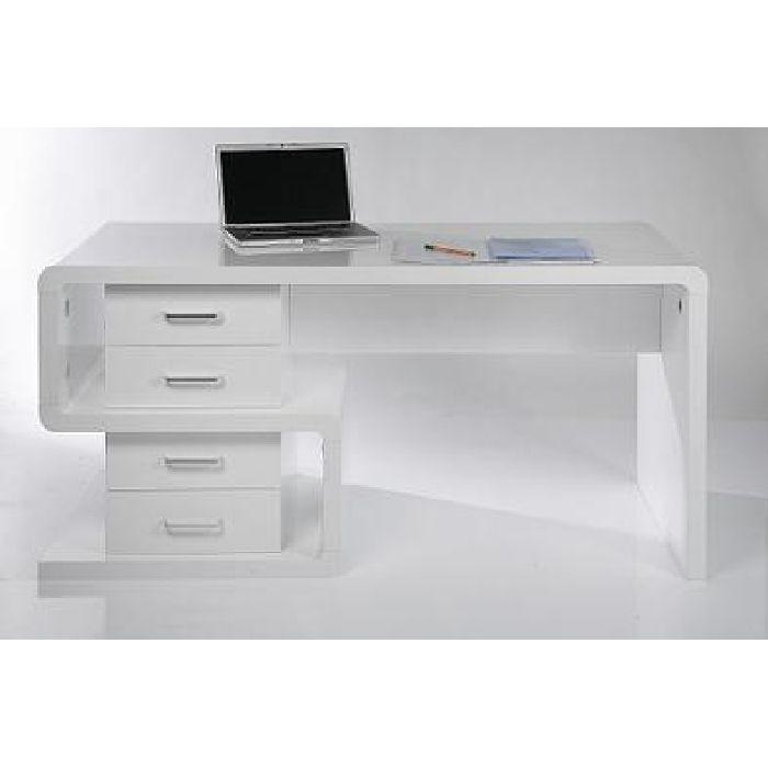 Γραφείο White Club Snake Η Kare δημιούργησε για εσάς ένα ιδιαίτερο γραφείο, διακοσμητικό στοιχείο για το χώρο σας. Το άσπρο χρώμα, σε συνδυασμό με την ιδιαίτερη σχεδίαση δημιουργούν ένα μοναδικό αποτέλεσμα, όμορφο και λειτουργικό.