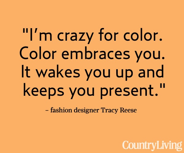 Love Knows No Color Quotes: Tracy Reese's New York Getaway