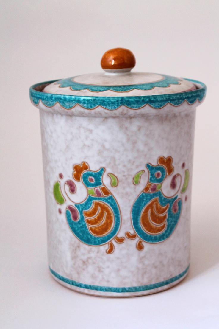 Ceramica : Biscottiera