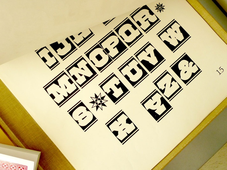35 best computacin grfica images on pinterest graphics ideas rob roy kelly american wood type collection letterpress fandeluxe Image collections