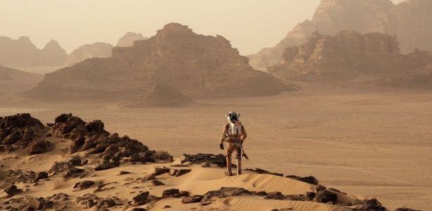 """""""Perdido em Marte"""" tem momentos que parecem ficção, mas não são"""