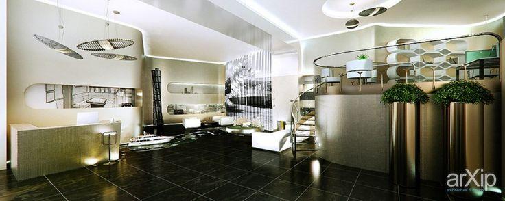 Офис агентства недвижимости: интерьер, зd визуализация, офис, администрация, прихожая, холл, вестибюль, фойе, современный, модернизм, 200 - 500 м2, интерьер #interiordesign #3dvisualization #office #administration #entrancehall #lounge #lobby #lobby #modern #200_500m2 #interior