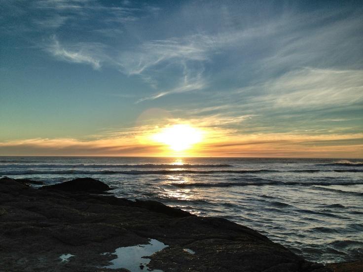 Noordhoek Beach sunset.