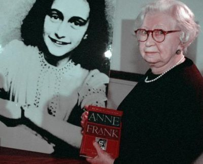 anne franks relationship with miep gies obituary