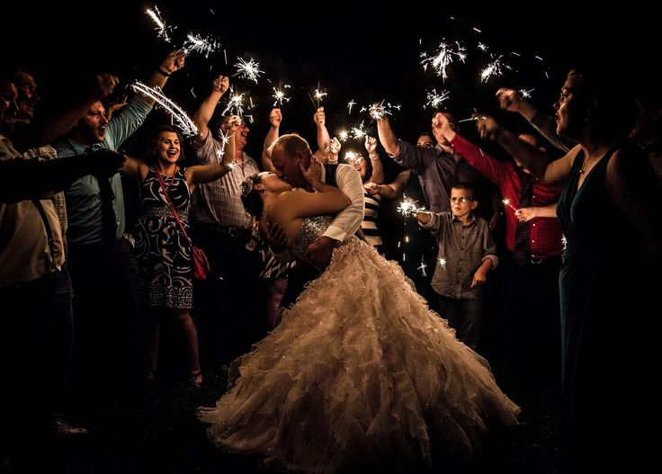 Getting Married? We have bulk sparklers for all your guests. www.sparklers.co.uk