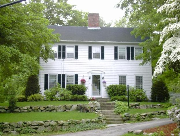 New England Colonial House Plans Beautiful Property Types New England Homes Jack Conway Blog In 2020 Colonial House Plans Colonial House England Houses