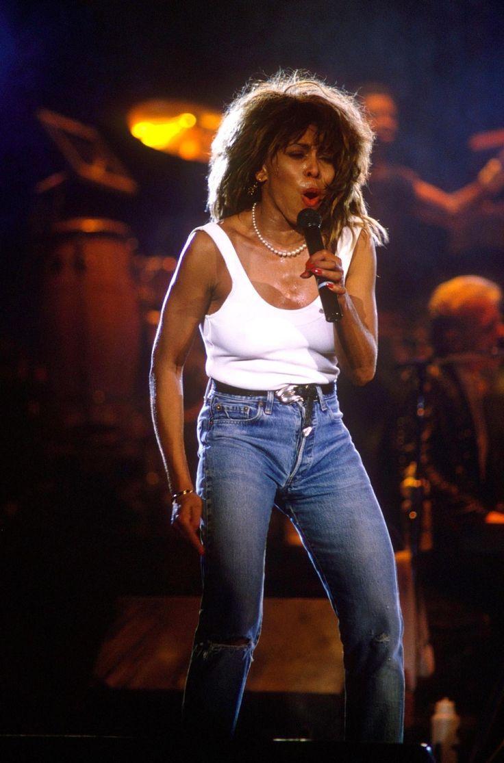 Tina Turner Ikä