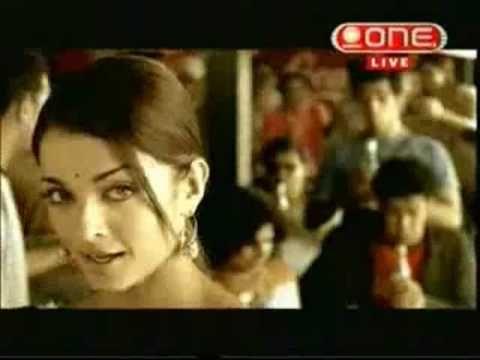 Aishwarya Rai Coca Cola Ads