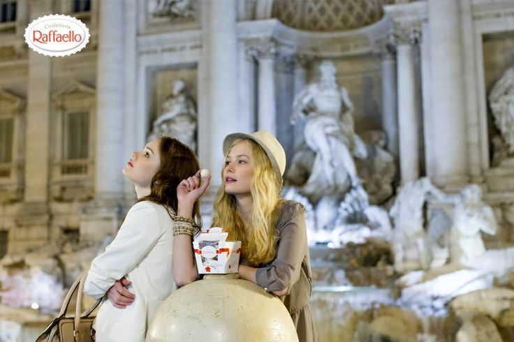 Wszystkie drogi prowadzą do #Rzym.u, ale na wszelki wypadek warto wrzcuić monetę do Fontanny di Trevi, by jeszcze kiedyś tu wrócić ;-)