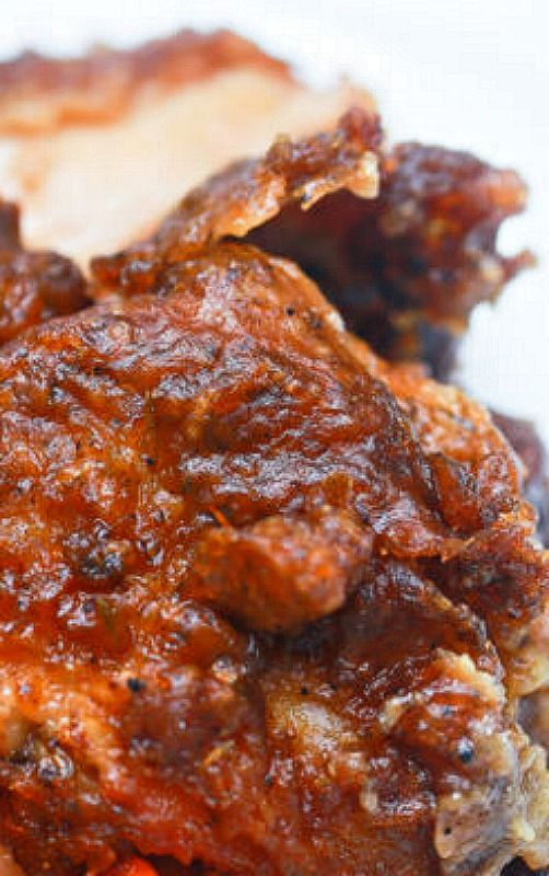 Broasted Chicken is a trademarked name given to fried chicken cooked in a pressure cooker with special spices and batter. It produces the most moist, crispy, tender chicken available and is typically prepared only in restaurants and licensed food markets. The technique described in detail here, goes through how to recreate the same results using your own kitchen tools and ingredients.