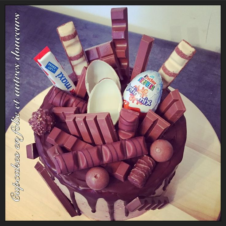 Gâteau Kinder (Layer Cake Kinder)