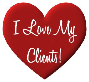i love my clients | ... Women Entrepreneurs to Show Love to Their Clients on Valentine's Day