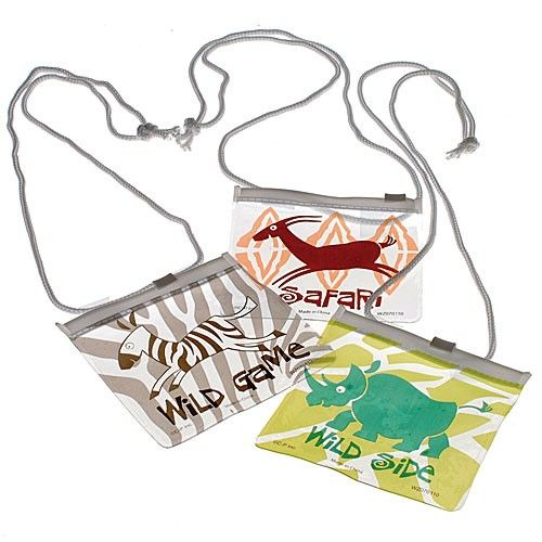 Safari Purse Necklaces - Safari Wild Animal Party Superstore | Party Supply Store | Novelty Toys | Carnival Supplies | USToy.com