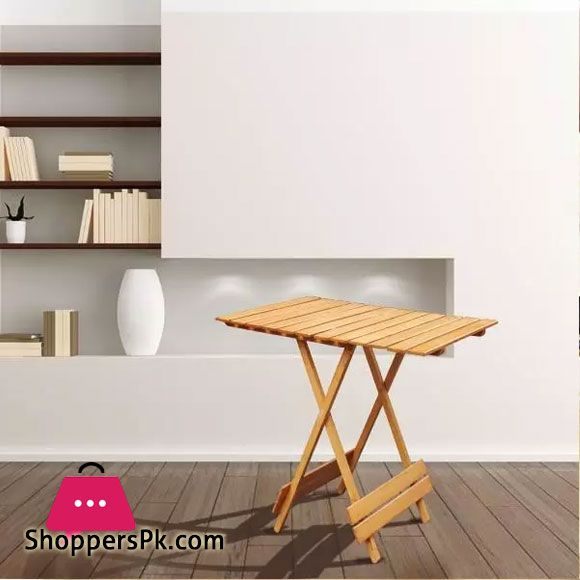 Buy Premium Quality Imperial Folding Wood Table At Best Price In Pakistan In 2020 Wood Table Wood Folding Table Table
