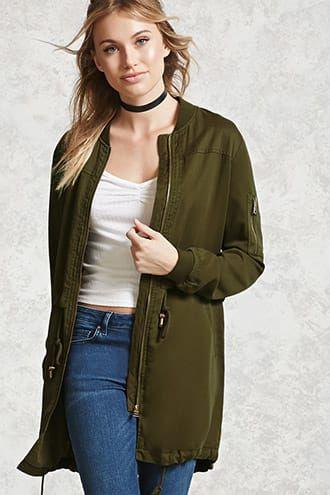 Contemporary Bomber Jacket Jetzt bestellen unter: https://mode.ladendirekt.de/damen/bekleidung/jacken/sonstige-jacken/?uid=70c8f5ae-7147-5ca7-b029-f321d3dd04be&utm_source=pinterest&utm_medium=pin&utm_campaign=boards #women's #accessories #clothing #outerwear #sonstigejacken #bekleidung #jacken