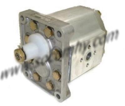 moteur hydraulique rogneuse de vigne