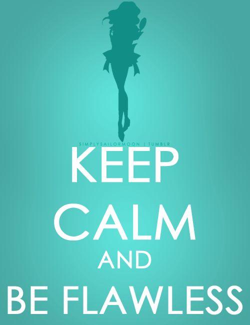Sailor Neptune is SO flawless. Amara is lucky... :) #SailorMoon