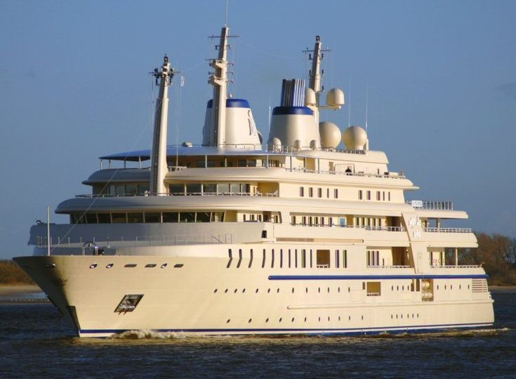 Al Said  Precio: $280 millones  Dueño: Sultan Qoobas bin Said al Said, Oman