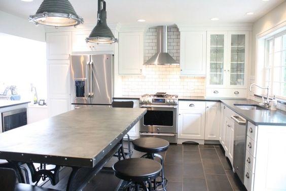 Kitchen transformation bistro kitchen capital kitchens - Capital kitchen appliances ...