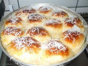 Receita de Pão doce rápido