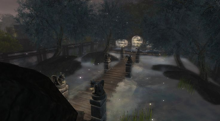 https://flic.kr/p/GSLCzr | Fantasy Faire 2016 - Blackmoor 2 | The Blackmoor sim was sponsored by Arcadia.