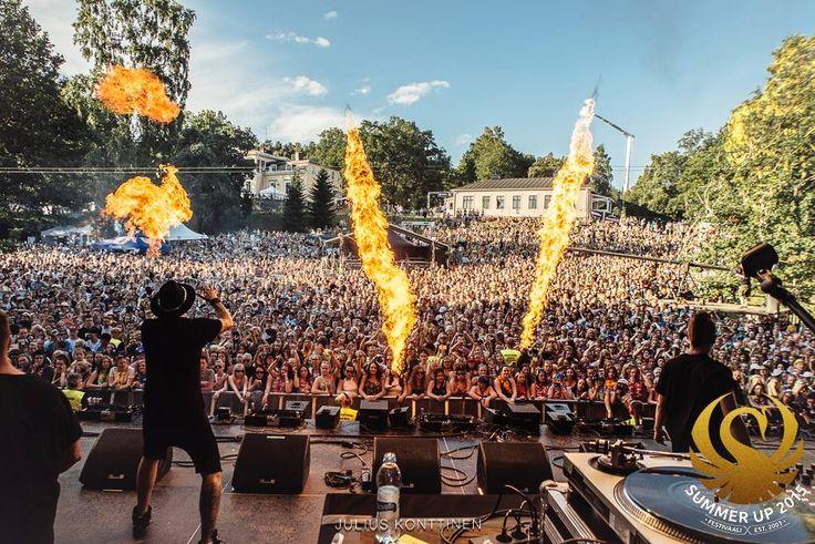 Summer Up festivaali järjestetään Lahdessa ensi vuonna (2017) jo 15 kertaa. Summer Upin näyttämönä toimii tapahtuma-alue Lahden Mukkulassa. Festivaali on tunnettu koko Suomen laajuisesti. Se on kävijämäärältään Suomen suurin hip hop- ja reggae -musiikin festivaali. Kävijämäärä on ylittänyt yli 30 000 katsojaa. Lavalla on nähty maailmanlaajuisesti tunnettuja artisteja, kuten Nicki Minaj, Rae Sremmud, Sean Paul, Far East Movement, Mohombi, Lloyd Banks, Fat Joe, Tinie Tempah ja Tyga.