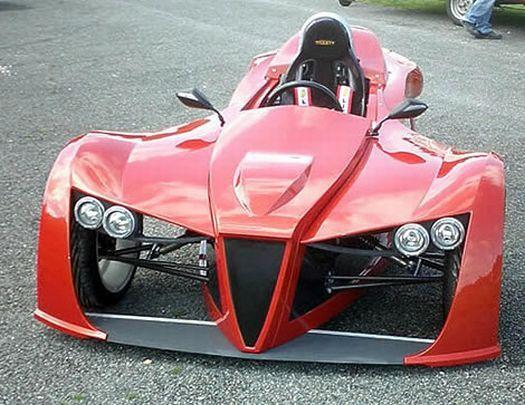 Rayvolution Trike Kit :)