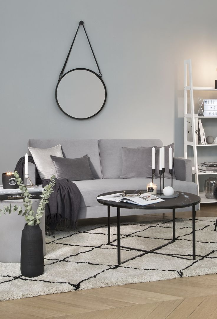 So Funktioniert Der Look »Cool Grey«: Ein Komplettes Wohnzimmer Auf Einen  Klick Einrichten Und Das Auch Noch Zum Best Preis? Wir Machenu0027s Möglich:  Unsere ...