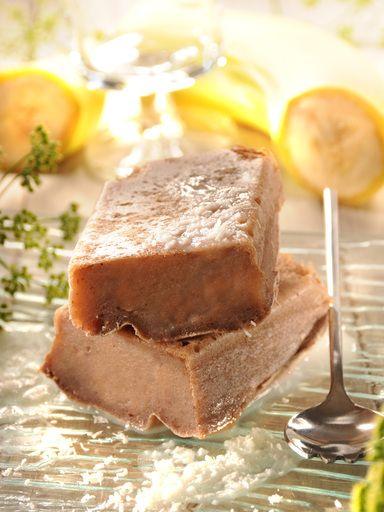 Poé tahitien à la banane - Recette de cuisine Marmiton : une recette