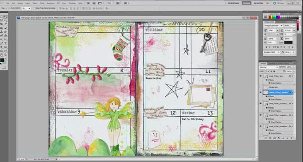 Create a Decorate Your Planner Inserts Digitally