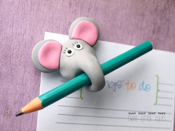 funny fridge magnet, elephant fridge magnet, elephant magnet, polymer clay magnet, fimo fridge magnet on Etsy, $12.34