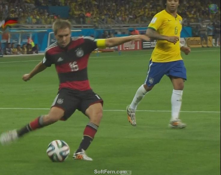 World Cup 2014 semi-final: Germany demolished Brazil 7 - 1!! Part III.  20 PHOTOS  ... Toni Kroos said: We're here to become world champions   http://softfern.com/NewsDtls.aspx?id=899catgry=6