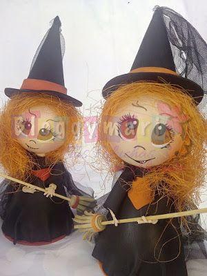Bloggymari  Made for you : Brujas de la suerte