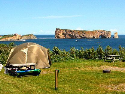 Tout le Québec - 10 campings de rêve au bord de l'eau (10)
