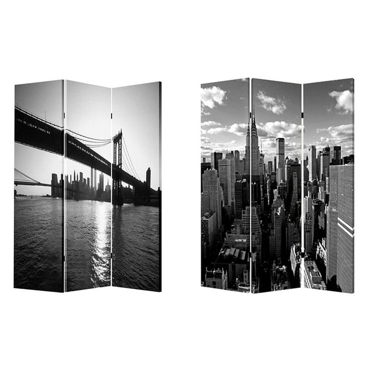 Have To Have It Screen Gems New York Skyline Canvas