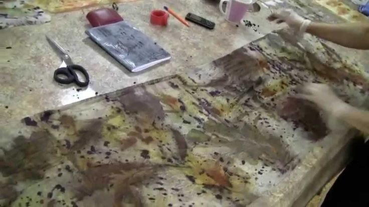 Amazing features natural dyes