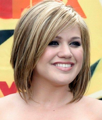Hairstyle For Round Face 25 Best Medium Hairstyles For Round Faces Images On Pinterest  Hair