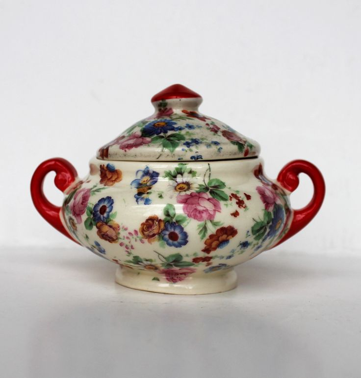 sugar bowl. Privatsammlung