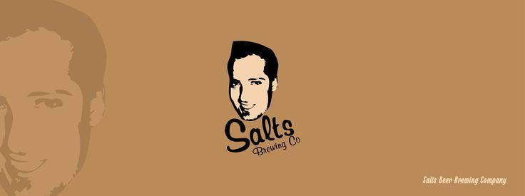 Salts Brewing Co Logo - Logofolio - Red Eye Design